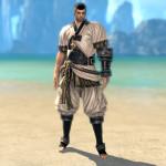 Hongmoon Uniform - mężczyzna Gon